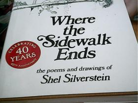 Where the Sidewalk Ends:Poems and Drawings