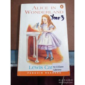 现货正版二手!Alice in Wonderland  Lewis Carroll