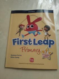 First Leap Primary STUDENT BOOK 1A