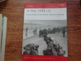 D-Day 1944 (  3  )  OSPREY系列