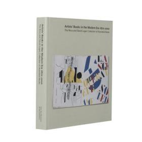 Artists' Books 1870-2000