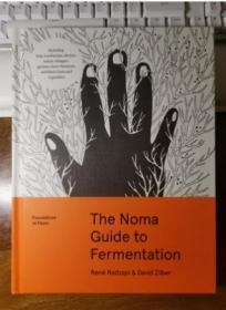 英文原版 Noma餐厅发酵指南 精装 The Noma Guide to Fermentation (Foundations of Flavor)