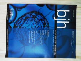 British Journal of Haematology bjh 血液学医学学术期刊2010/02/1