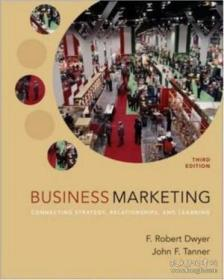 Business Marketing: Connecting Strategy Relationships And Learning (mcgraw Hill/irwin Series In Ma