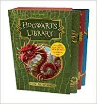 The Hogwarts Library Box Set