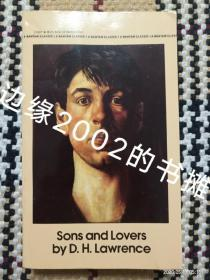 Sons and Lovers by D.H.Lawrence