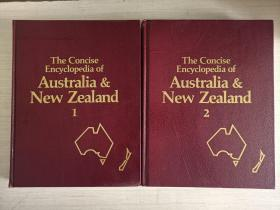 the concise encyclopedia of australia new zealand:1+2【两册合售】