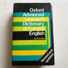 oxfordAdvanced Learner,sDictionary0fCurrentEng|iShASHOrnby