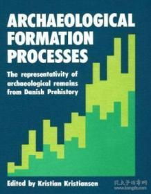 Archaeological Formation Processes: The Representativity Of Archaeological Remains From Danish Prehi