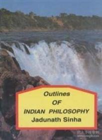 Outlines Of Indian Philosophy