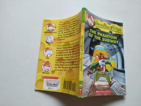 Geronimo Stilton #13: The Phantom of the Subway老鼠记者#13:地铁幽灵