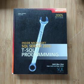 Inside Microsoft SQL Server 2005:T-SQL Programming (Pro-Developer)
