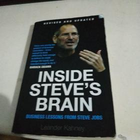 Inside Steve's Brain:Business Lessons from Steve Jobs, the Man Who Saved Apple
