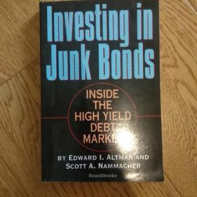 Investing in junk bonds 投资垃圾债券