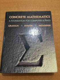 Concrete Mathematics:A Foundation for Computer Science 少量画线
