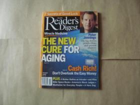 Readers Digest October 2002