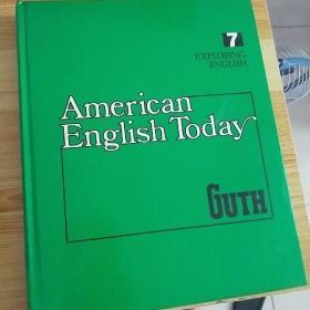 American English Today