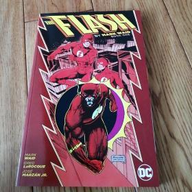 the flash by Mark waid book one 英文原版平装
