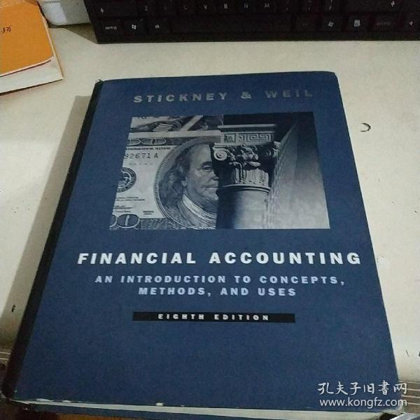 Financial Accounting: An Introduction To Concepts Methods And Uses (dryden Press Series In Account