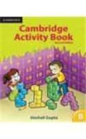 Cambridge Activity Book B, Second Edition