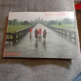 Steve McCurry, Sanctuary: The Temples of Angkor 保护区史蒂夫麦科里