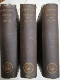 The Works of William E Channing