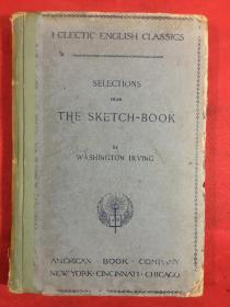SELECTIONS FROM THE SKETCH-BOOK