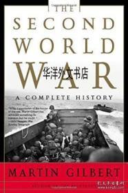 【包邮】2004年出版 The Second World War