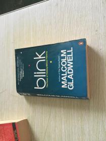 Blink:The Power of Thinking Without Thinking 作者:  Malcolm Gladwell 著 出版社:  Penguin