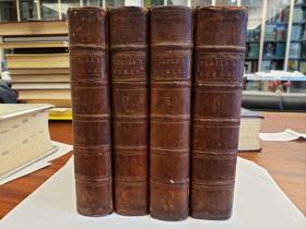 The Works of Sir William Temple, Bart. In Four Volumes