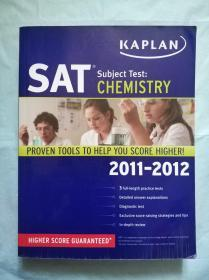 SAT Subject Tests:CHEMISTRY 2011-2012