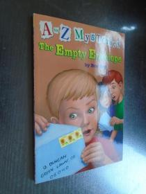 The Empty Envelope (A to Z Mysteries) E 英文原版