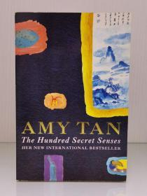 谭恩美:百种神秘情感 The Hundred Secret Senses by Amy Tan (Flamingo 1997年版)(美国华裔文学)英文原版书