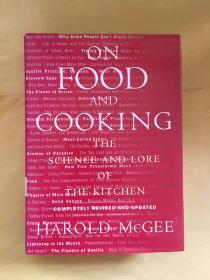 On Food and Cooking:The Science And Lore Of The Kitchen