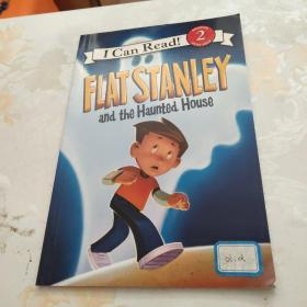 Flat Stanley and the Haunted House (I Can Read, Level 2) 扁平的斯坦利和鬼屋