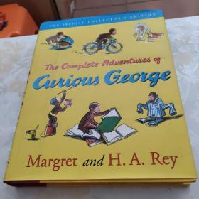 The Complete Adventures of Curious George  好奇猴乔治历险记 英文原版