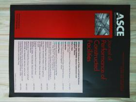 journal of performance of constructed facilities ASCE2014/12