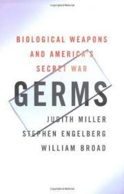 GERMS : Biological Weapons and America's Secret War