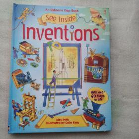 See Inside Inventions (Usborne See Inside)