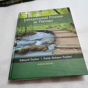 lnterpersonal    process  in  Therapy