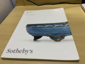 Sotheby's 伦敦苏富比2015年11月【中国艺术珍品Important Chinese Art】L15211
