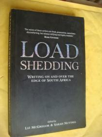 LOAD SHEDDING:Writing on and over the edge of south Africa