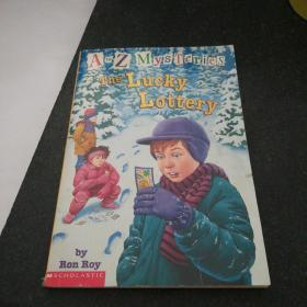 The lucky lottery (A to Z Mysteries)