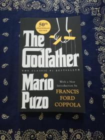 Mario Puzo:《The Godfather》 马里奥·普佐:《教父》(50周年英文纪念版)