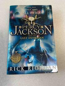 Percy Jackson and the Last Olympian 波西.杰克逊与最终之神
