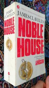 Noble House(美国进口  The No. 1 International Bestseller 国际头号畅销书)
