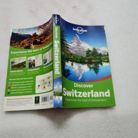 Lonely Planet Discover Switzerland 孤独旅行指南:瑞士