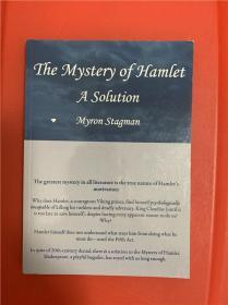 The Mystery of Hamlet: A Solution (哈姆雷特之谜:一种解答)