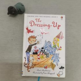 Usborne Very First Reading Book 2: The Dressing-Up Box