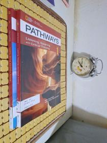 PATHWAYS Reading,Writing and Critical Thinking 1\Listening Speaking And Critical Thinking1(英文原版)【2册合售】